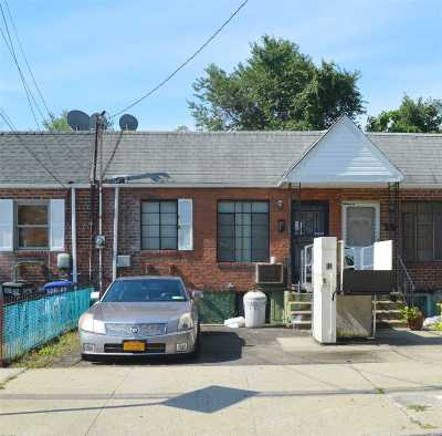 Jamaica Single Family Home For Sale: 109-38 174th St