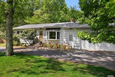 East Hampton Single Family Home For Sale: 234 Norfolk Dr