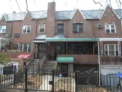 Jackson Heights Multi Family Home For Sale: 33-52 76th St