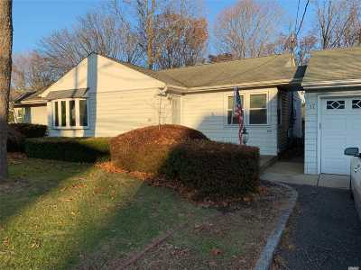 Bethpage Single Family Home For Sale: 17 Norcross Ave