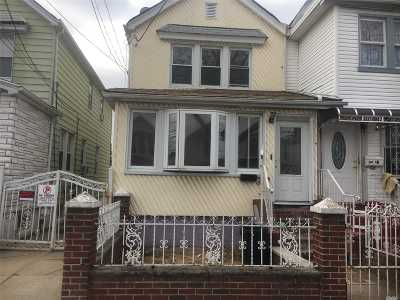Richmond Hill Single Family Home For Sale: 101-40 126th St