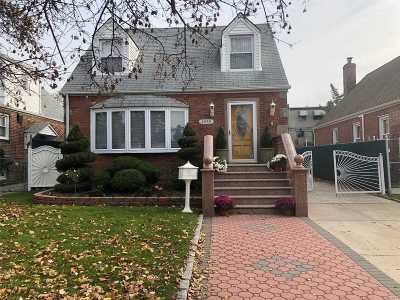 Flushing Single Family Home For Sale: 45-55 192 St