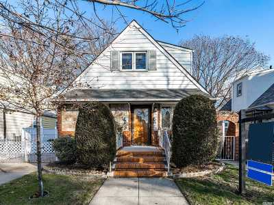 Flushing Multi Family Home For Sale: 6443 138th St