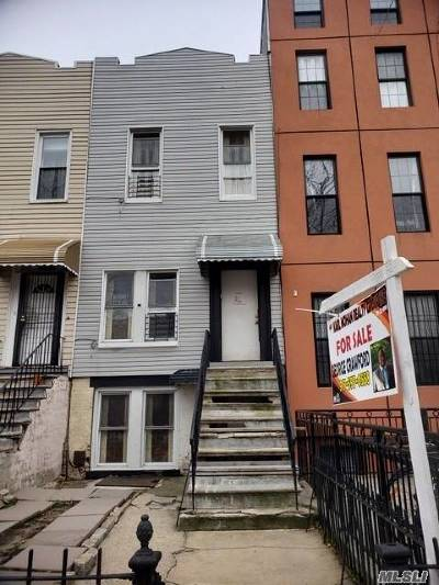 Brooklyn Multi Family Home For Sale: 32 Woodbine St