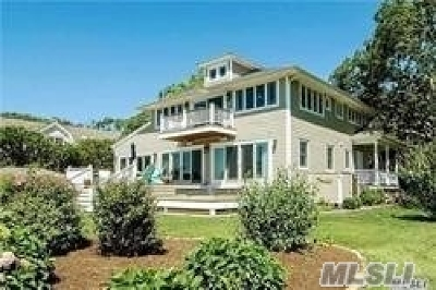 Cutchogue Single Family Home For Sale: 680 Mason Dr
