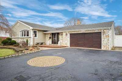 Commack Single Family Home For Sale: 56 Wheatfield Ln