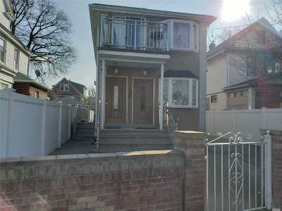 Jamaica Multi Family Home For Sale: 145-24 Lakewood Ave