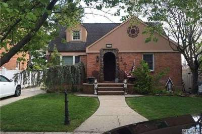 New Hyde Park Single Family Home For Sale: 106 Strattford Rd