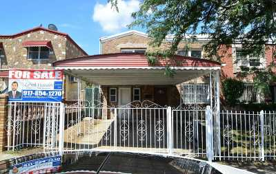 Multi Family Home For Sale: 22-54 94th St