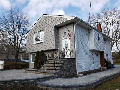 Central Islip  Single Family Home For Sale: 103 Glenmore Ave