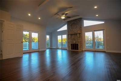 Center Moriches Single Family Home For Sale: 89 Bernstein