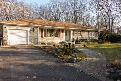 Miller Place Single Family Home For Sale: 159 Miller Place Rd