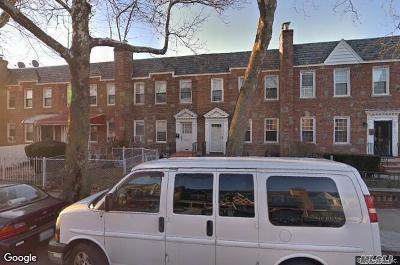 Jamaica Multi Family Home For Sale: 177-19 Troutville Rd