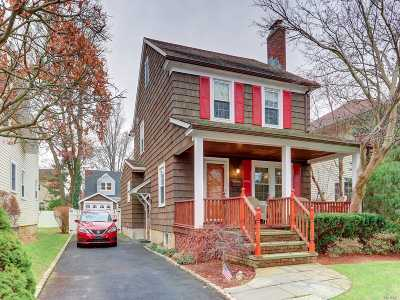 Nassau County Single Family Home For Sale: 170 Wright Ave