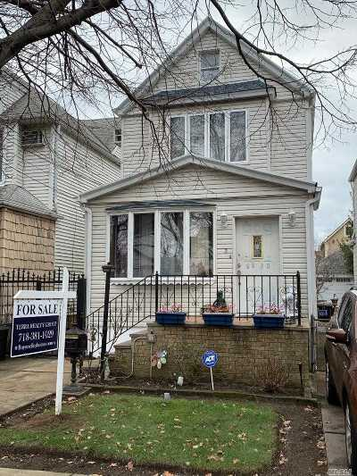 Flushing Single Family Home For Sale: 64-10 80th Ave