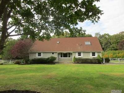 Eastport NY Single Family Home For Sale: $459,900