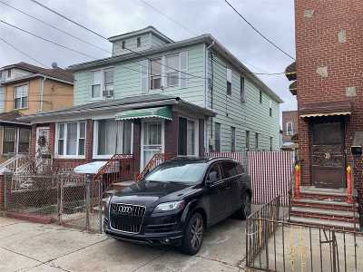 Brooklyn Single Family Home For Sale: 334 E 55th St
