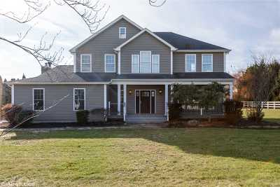 Calverton Single Family Home For Sale: 379 Twomey Ave