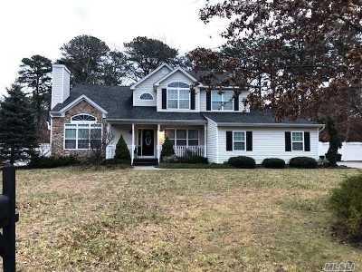 Ridge Single Family Home For Sale: 1 Miranda Dr