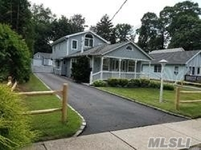 Stony Brook Single Family Home For Sale: 6 Erland Rd