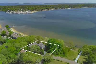 Hampton Bays Single Family Home For Sale: 11 Bayview Drive