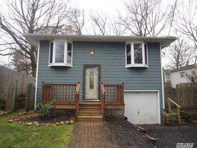 Ronkonkoma Single Family Home For Sale: 440 Boulder St