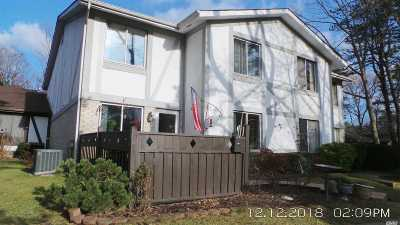 Medford Condo/Townhouse For Sale: 282 Birchwood Rd
