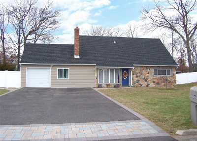 Coram Single Family Home For Sale: 5 Hartsdale Ln