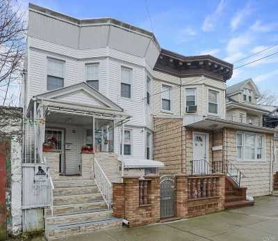 Woodhaven Multi Family Home For Sale: 80-80 88th Rd