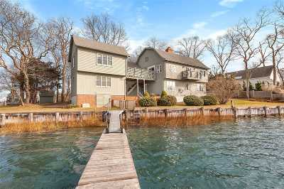 Sag Harbor Single Family Home For Sale: 79 Cedar Point Ln