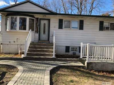 Brentwood  Single Family Home For Sale: 12 Fletcher Pl