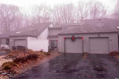 Port Jefferson Condo/Townhouse For Sale: 61 Laurel Crescent Rd