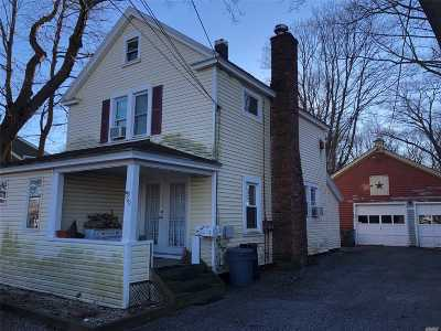 Sayville Multi Family Home For Sale: 60 Lakeland Ave