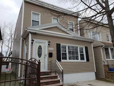 Woodhaven Multi Family Home For Sale: 91-15 78th St
