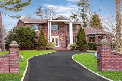 Old Westbury Single Family Home For Sale: 1 Bridle Path Dr