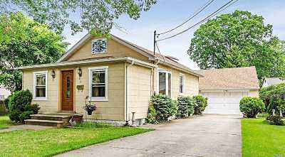 Lynbrook Single Family Home For Sale: 10 Vine St