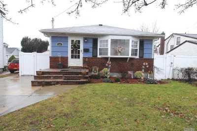 Massapequa Single Family Home For Sale: 244 Boundary Ave