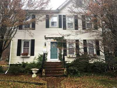 Port Jefferson Single Family Home For Sale: 201 Liberty Ave
