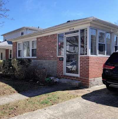 Bayside Single Family Home For Sale: 217-28 47 Rd