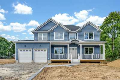 E. Northport Single Family Home For Sale: 297 Burr Lot 1 Rd