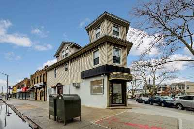 Kew Gardens Multi Family Home For Sale: 124-02 Metropolitan Ave