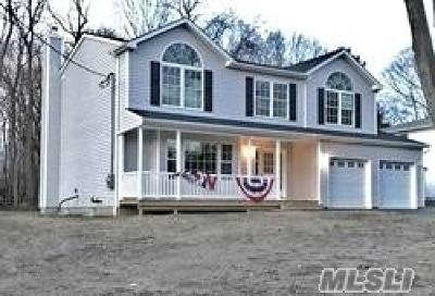 Lake Grove Single Family Home For Sale: Lot 6 Brookvale Ln