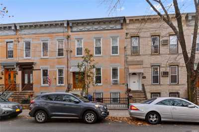 Ridgewood Multi Family Home For Sale: 59-32 Grove St