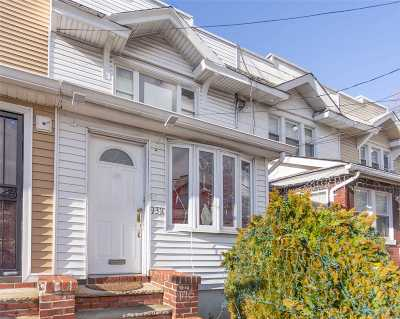 Woodhaven Multi Family Home For Sale: 93-10 76th St