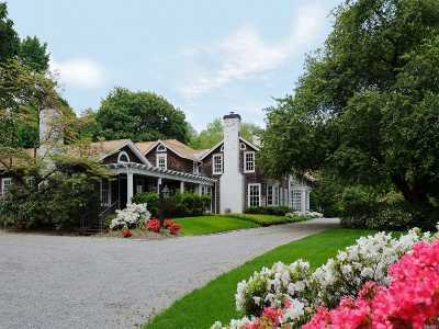 Locust Valley Single Family Home For Sale: 14 Horse Hollow Rd