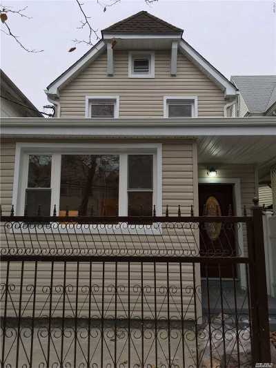 Richmond Hill Single Family Home For Sale: 95-28 115 Street
