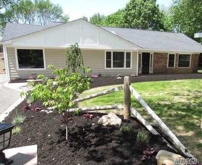 Smithtown Single Family Home For Sale: 306 Terry Rd