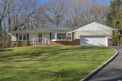 Smithtown Single Family Home For Sale: 18 Ingelore Ct