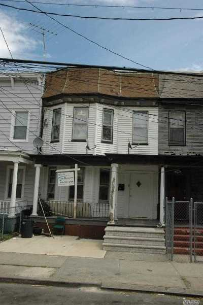 Richmond Hill Multi Family Home For Sale: 95-45 115th St