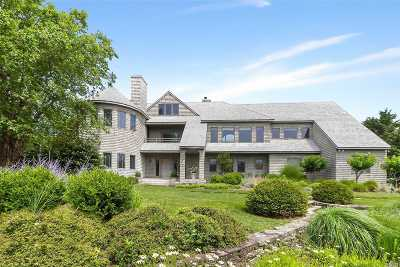 Quogue Single Family Home For Sale: 24 Leaward Ln